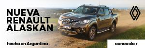 Renault Alaskasn 300×100